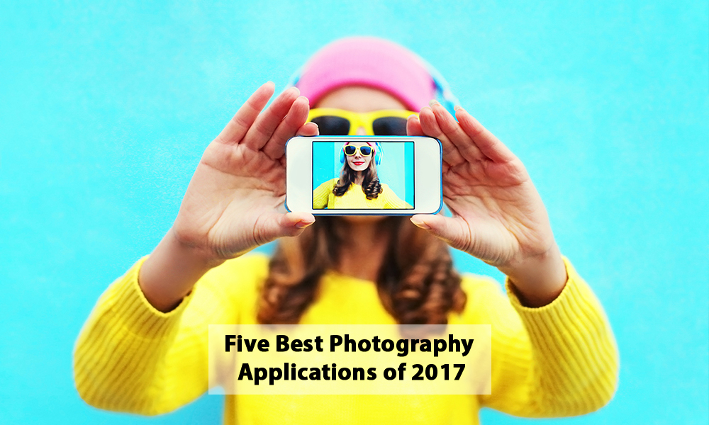 Five Best Photography Applications of 2017