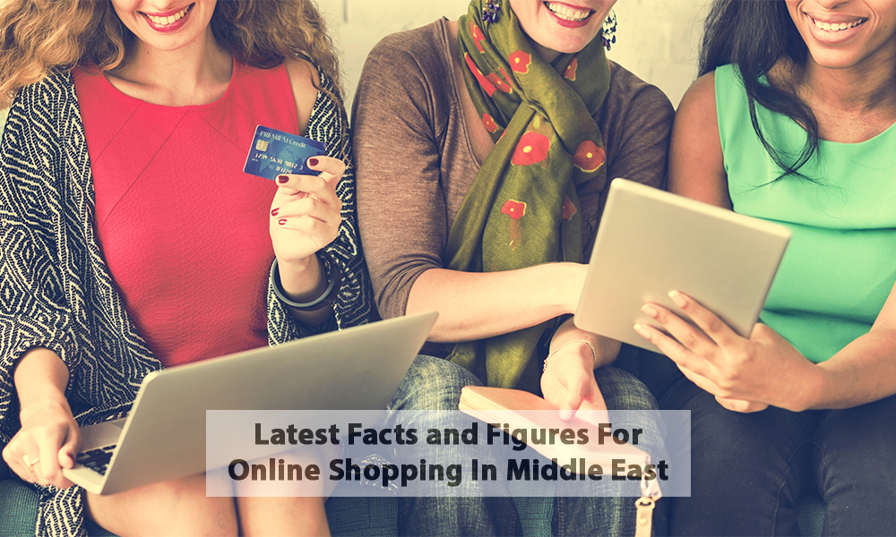 Latest Facts and Figures For Online Shopping In Middle East