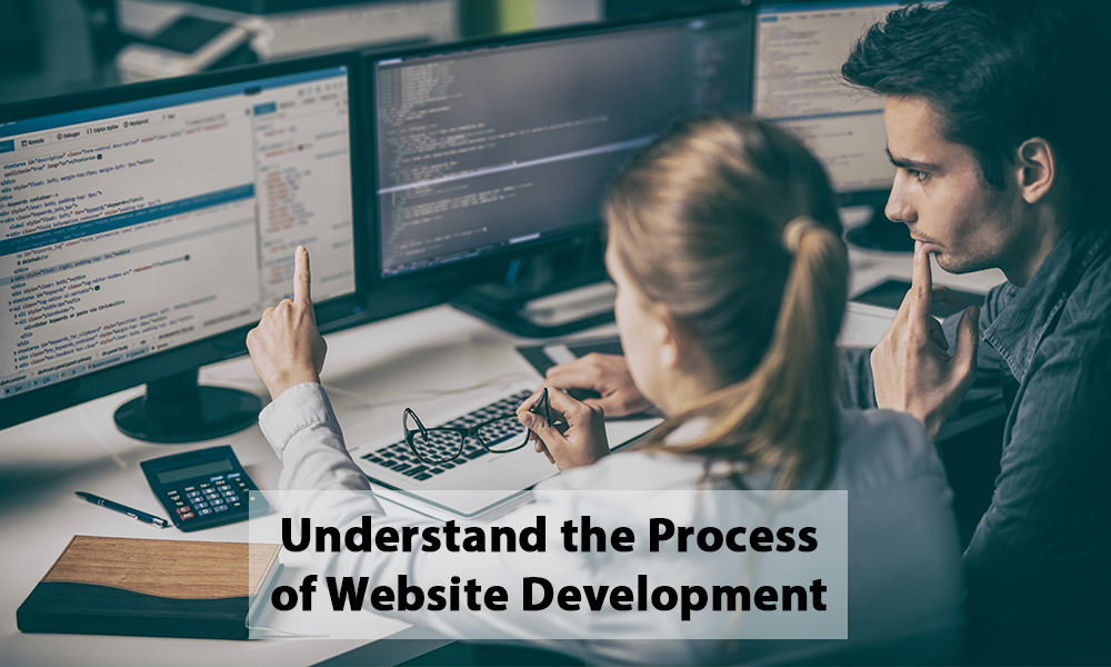 Understand the Process of Website Development