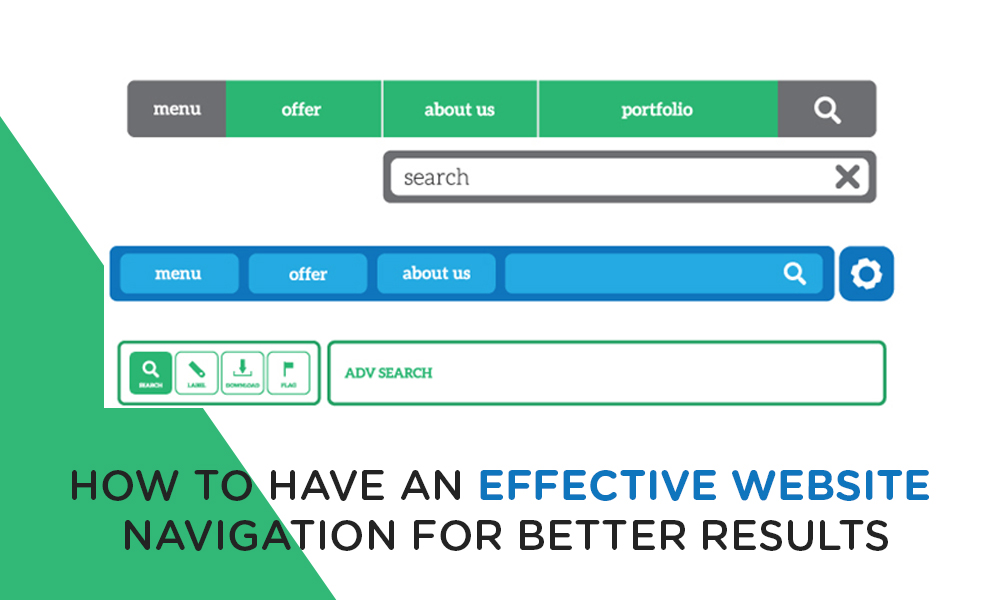 NAVIGATION FOR BETTER RESULTS